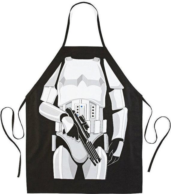 Stormtrooper Star Wars Küche Koch Neuheit lustige BBQ Partei | Etsy