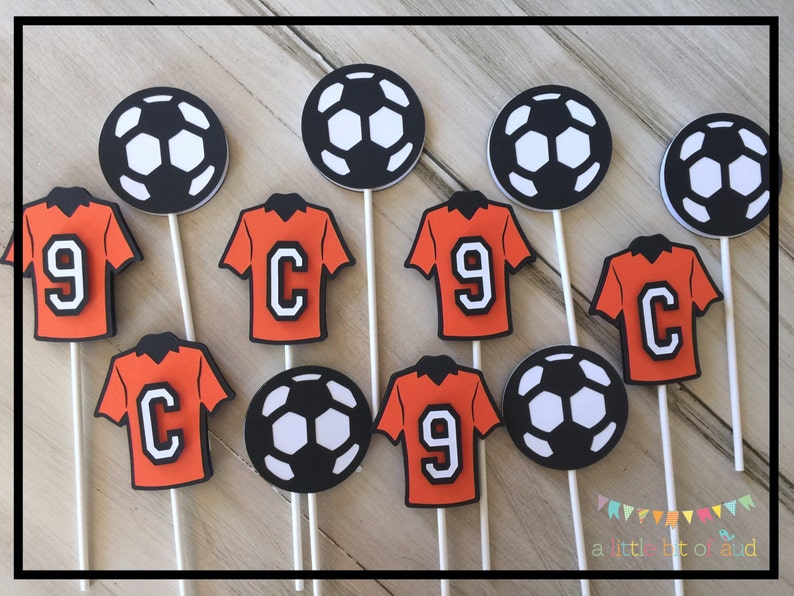 Soccer Birthday Party Decorations Sports