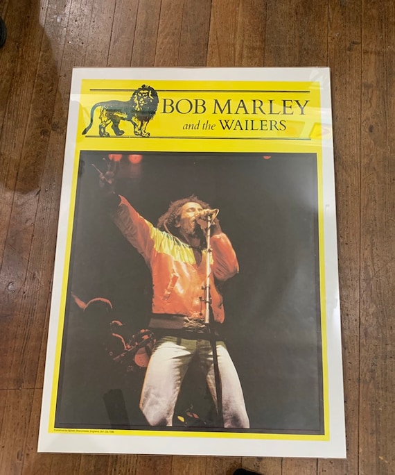 BOB MARLEY POSTER Relax RARE HOT NEW 24X36