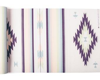 Ayampe Yoga Mat-printed yoga mat-yoga mat-custom yoga mat-bohemian-boho-rug-navajo-aztec-tribal-yoga- yoga mat