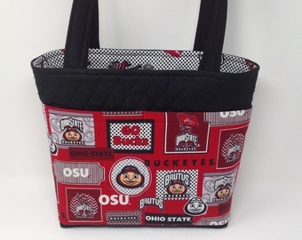 bc10ae7666d6 Ohio State Tote Bag a Licensed Product