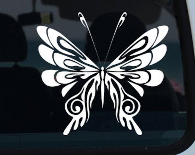 Butterfly Vinyl Window Decal