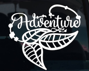 Adventure Bohemian Vinyl Decal