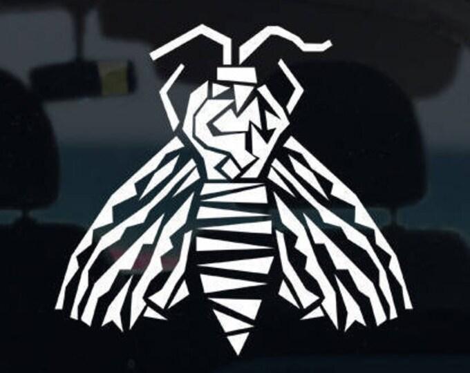 Geometric Bee Decal