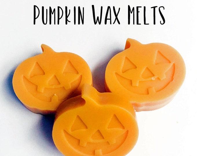 Pumpkin Wax Melts