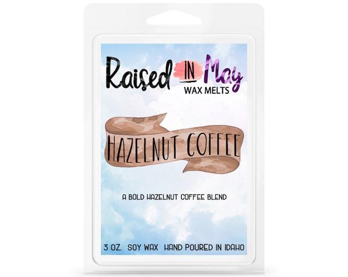 Hazelnut Coffee Wax Melts