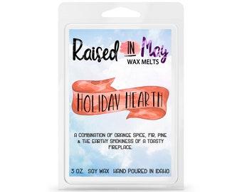 Holiday Hearth Wax Melts