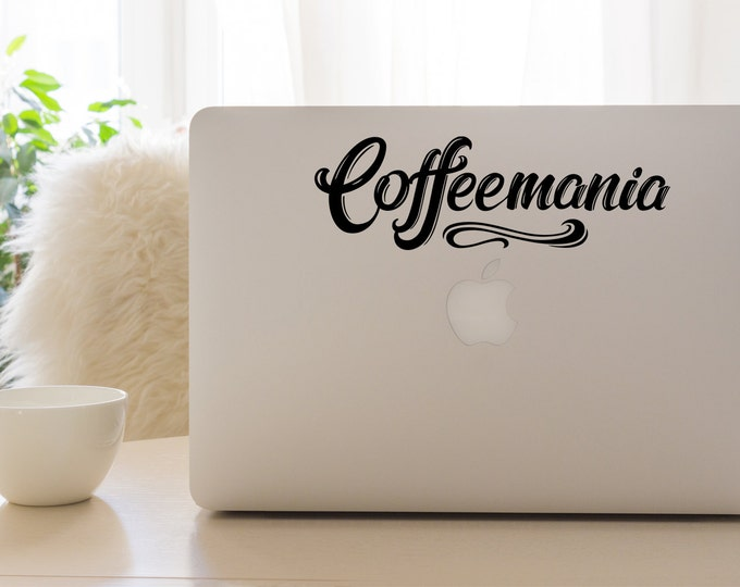 Coffeemania Decal