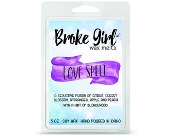 Love Spell Wax Melt