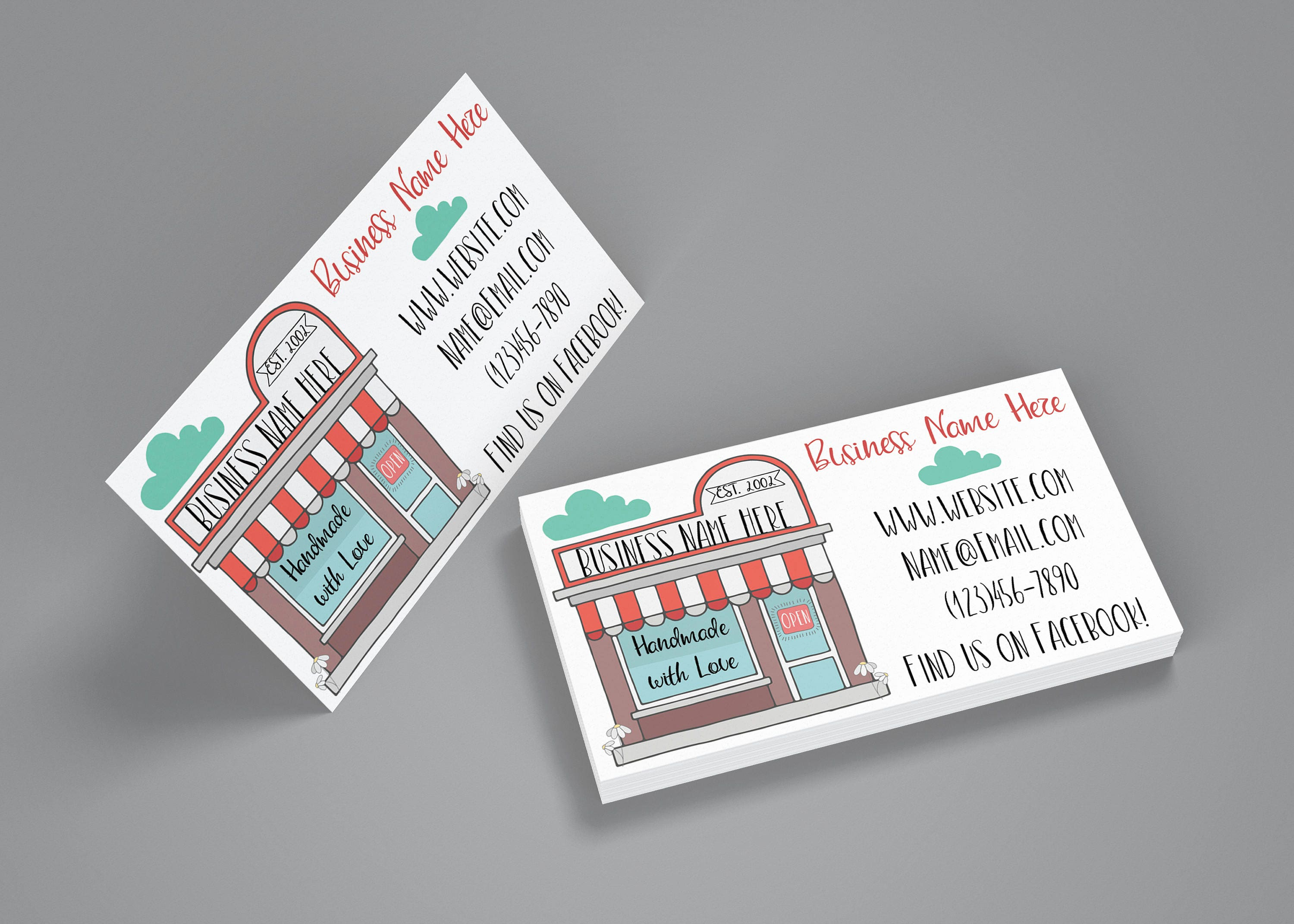 Business cards my shop business cards my shop retailer business cards my shop business cards my shop retailer business cards small business small business cards cute cards branding colourmoves