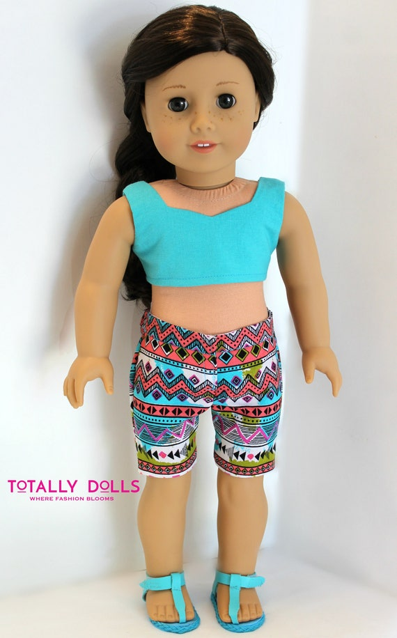 66236704d7ad 18 Inch Girl Doll Clothing Spring Summer Mix and Match