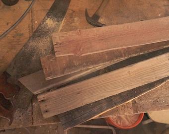 Something Wicked Barnwood Board
