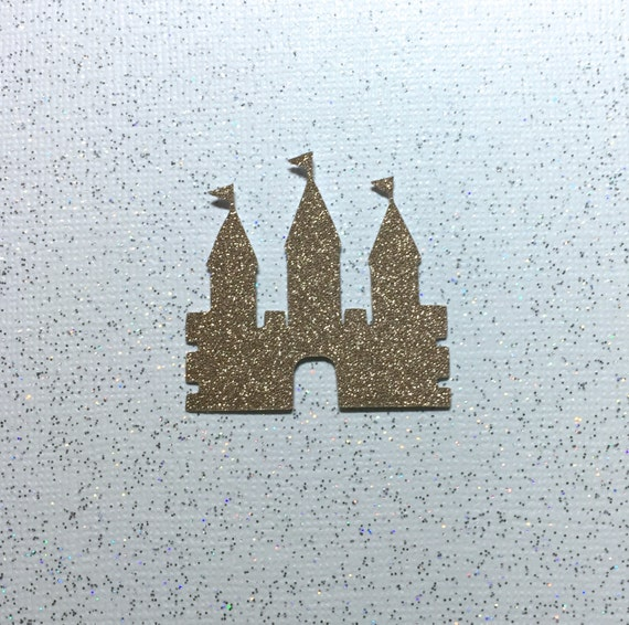 Crown /& Castle Die Cut Outs Scrapbook Decoration Birthday Party Handmade Invitations Announcements Confetti