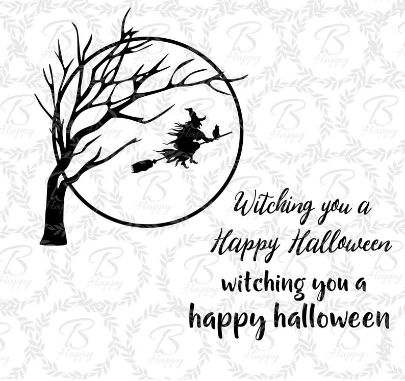 2be5936fb Halloween svg halloween witch decore happy halloween svg | Etsy