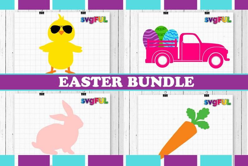 Easter svg Bunny svg easter bunny svg Peep SVG Peeps image 0