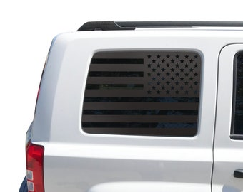Jeep Patriot Decal Etsy