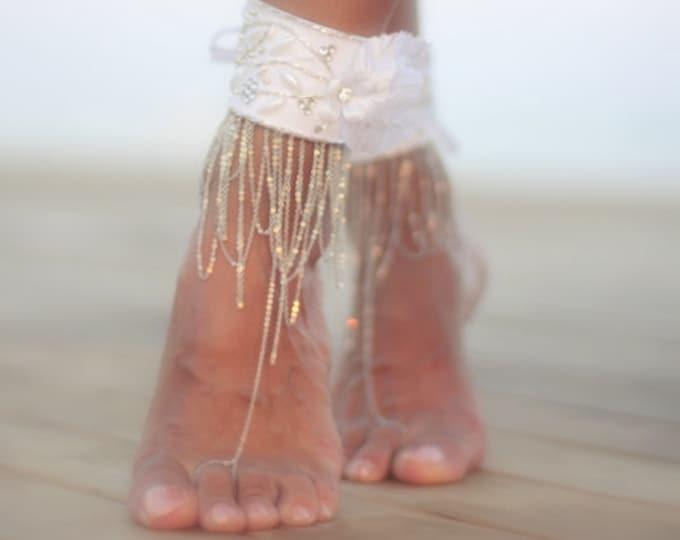 Jasiri Brave Barefoot Sandals