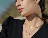 Minimalist Necklace,Jewellery,Gift For Her,Minimal Jewelry,Gift,Jewelry,Sterling Silver,Minimalist Jewelry,Women's Gift,Silver Necklace,Boho