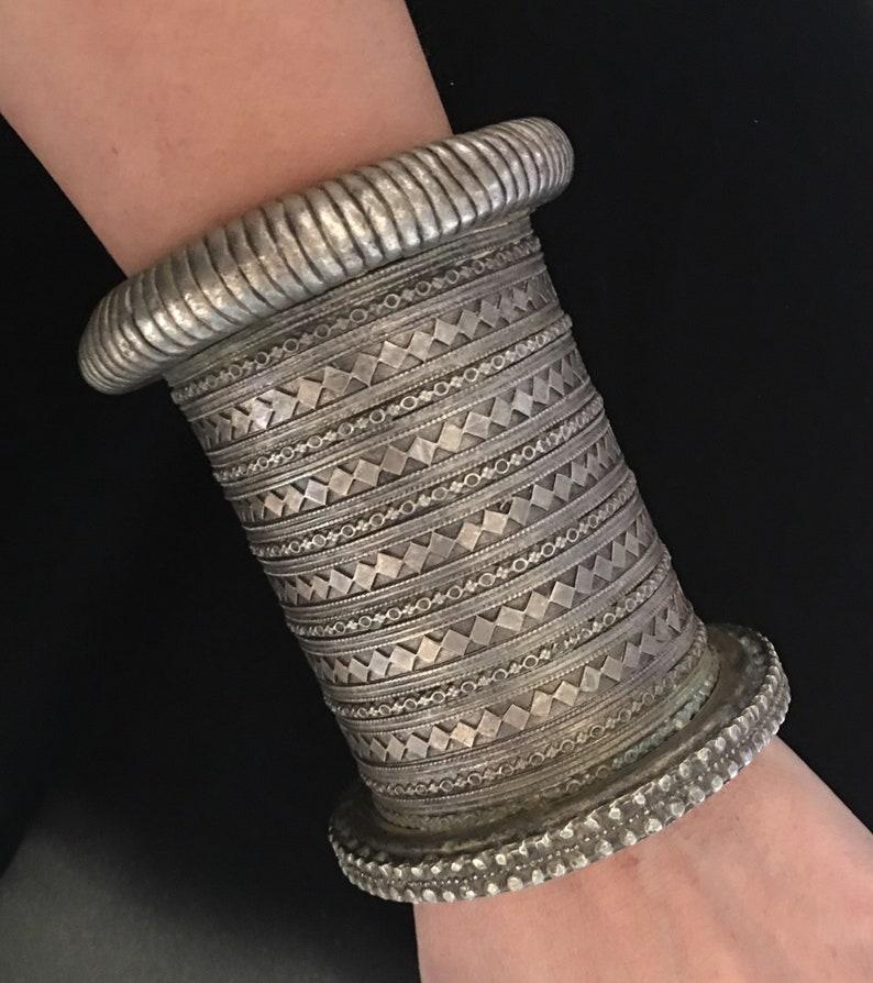 Kuchi Bracelet,Tribal Bracelet,Vintage cuff Bracelet,Antique Jewelry,Gypsy Bracelet Ethnic Bracelet Tribal Belly Dance Jewelry TribalJewelry
