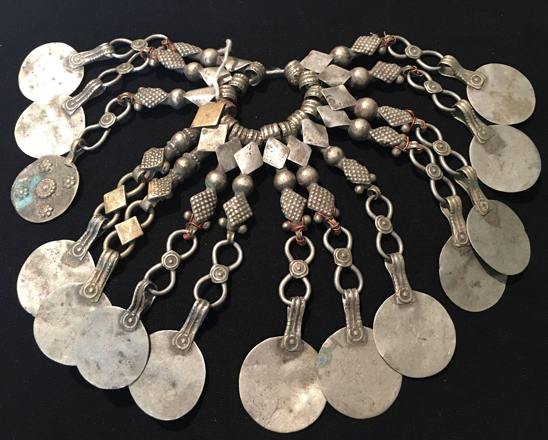 14 PCS Charms-Kuchi Vintage bijoux - - bijoux entretoises-collier pièces, cru trouver, Vintage perles-bijoux Tribal-fournitures bijoux-Vintage boutique b47db1