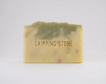 Picnic : Body + Face Soap, palm free, handmade, all natural soap