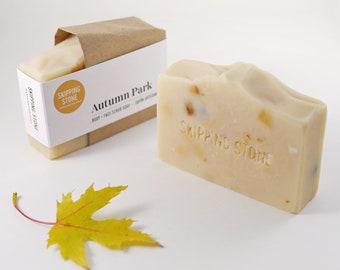 Autumn Park : Body + Face Soap