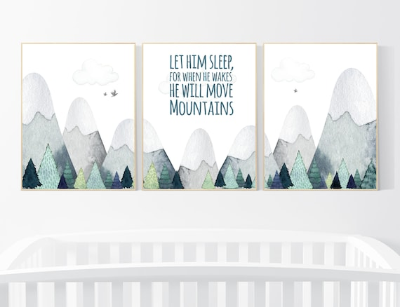Nursery decor neutral, adventure nursery, nursery wall art woodland, adventure theme, gender neutral nursery prints boy, nursery prints girl