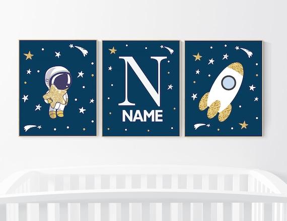 Nursery decor boy space, Nursery wall art space, Space nursery decor, Space themed nursery, space nursery art, nursery prints space