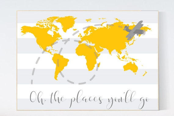 MAPS - Lotus Nursery Prints Yellow World Map Image on yellow numbers, globe map, yellow characters, rabies map, yellow sea in asia, editable map, lyme disease map, plain map, country map, alaska range map, mercator map, global map, ancient aegean map, diphtheria map, yellow cruiser motorcycles, yellow clock, u.s. internet map, black and white map, eastern hemisphere map, www.world map,