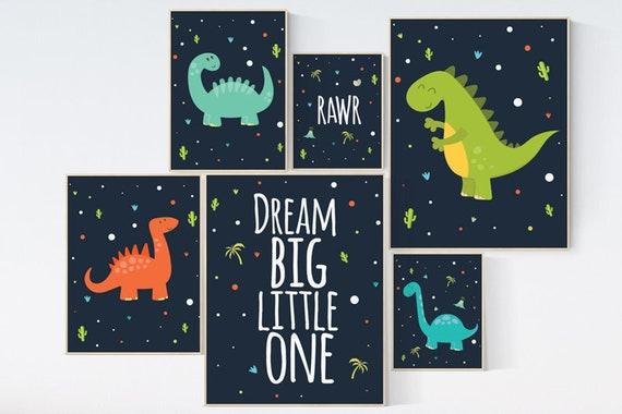 Nursery decor boy dinosaur, dinosaur nursery decor, boys room decor dinosaur, kids room decor dinosaur, dinosaur room decor, dinosaur print