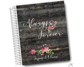 Always and Forever, Personalized Address Book