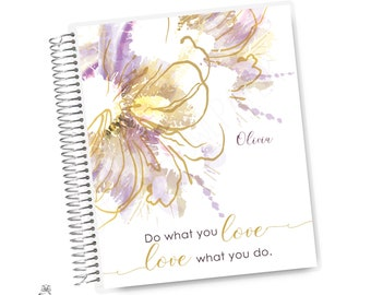 Do what you Love, Personalized Address Book