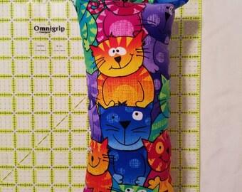 "Catnip Toy - Large 4""x11"" Pillow"