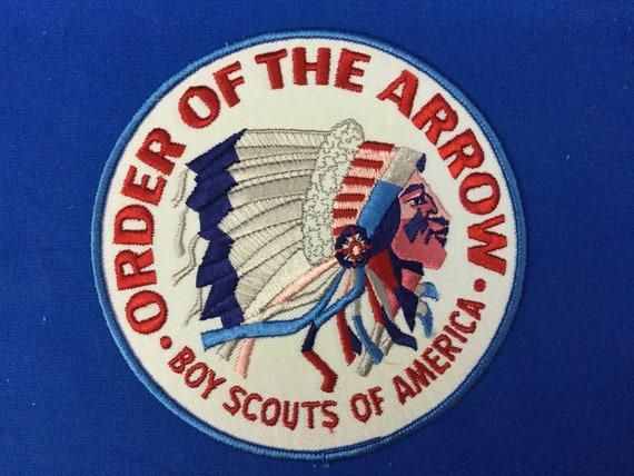 Boy Scout OA Jacket Patch Order Of The Arrow Boy S