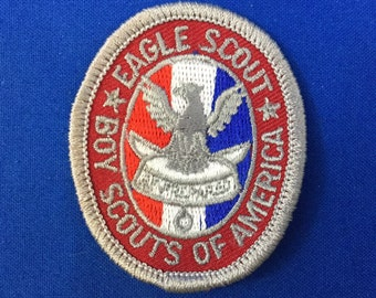 Boy Scout Eagle Scout Patch