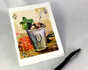 2016 Mint Julep Design, Greeting Card
