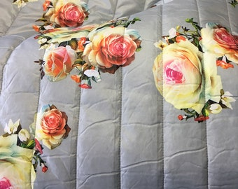 "Quilt ""Flower Quilt"""