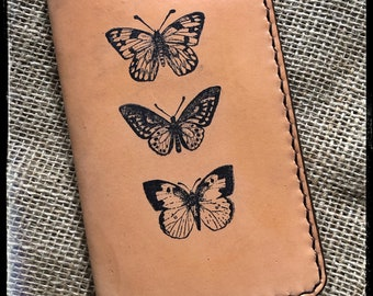 Handcrafted Field Notebook Cover - Made in the USA