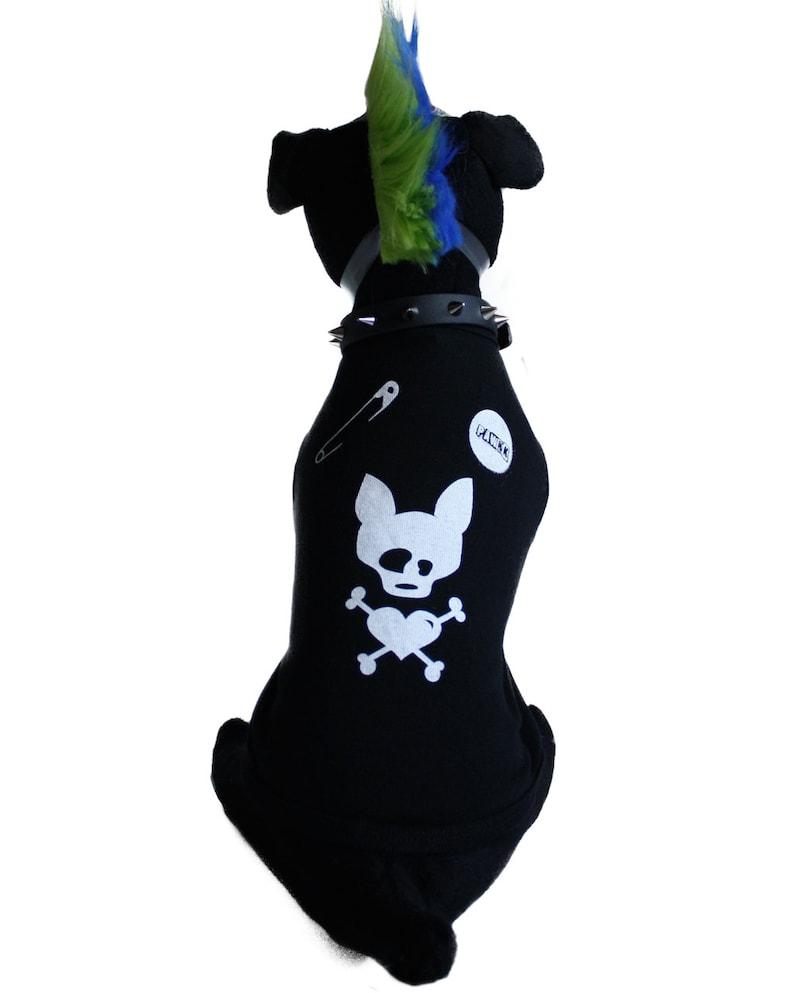 Dog Halloween Costume Rockstar Set image 0