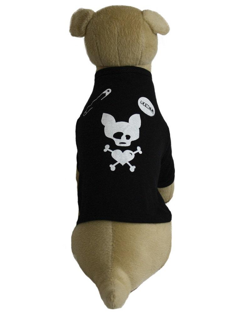 Dog Tee Shirt Band Tee image 0