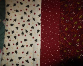 Christmas Pillowcase - Fits Standard/Queen - All Cotton -
