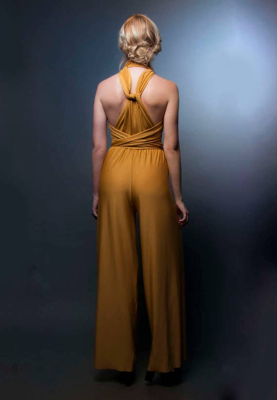 Infiny Jumpsuit by Etsy