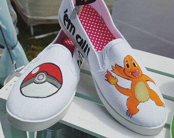 Adult Pokemon Shoes
