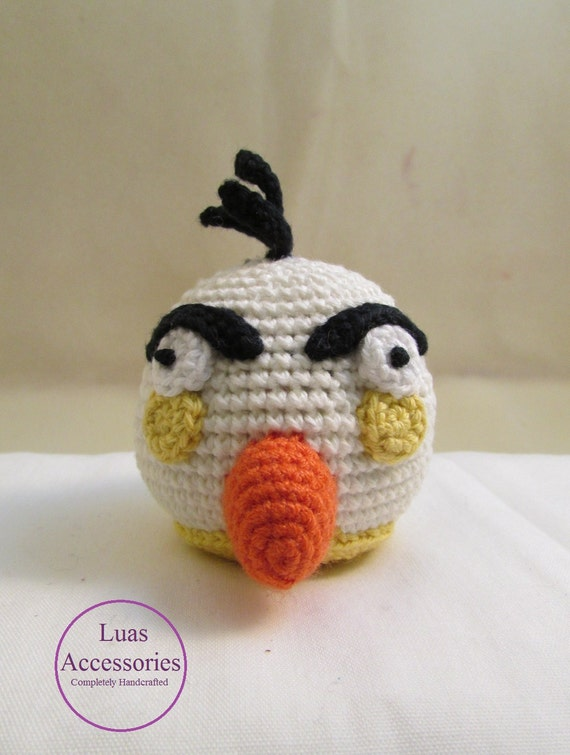 Angry Birds Amigurumi by ElsaMalloy on DeviantArt | 755x570