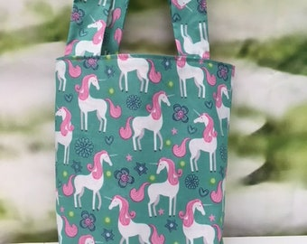 Medium Unicorn Tote