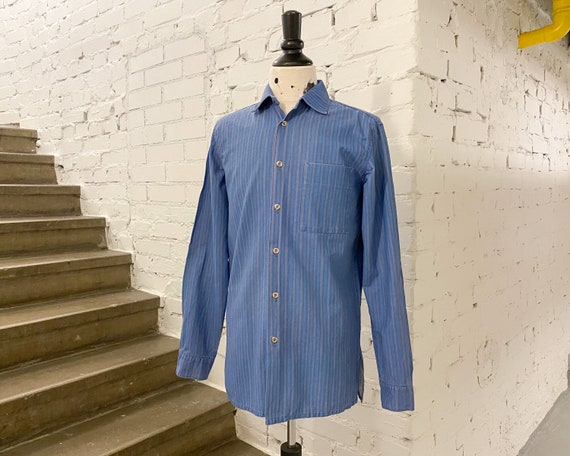 Marimekko Vintage Jokapoika Shirt | 1980's | Size