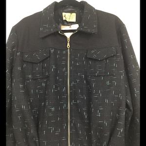 50s Men's Jackets | Greaser Jackets, Leather, Bomber, Gabardine Exclusive to Doghouse Vintage Men's gab jackets $179.39 AT vintagedancer.com