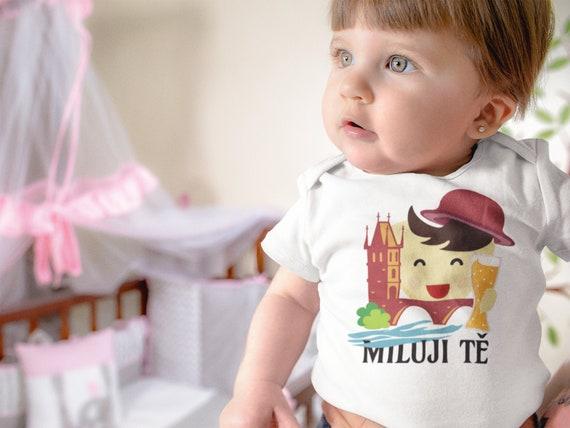 I Love You Brazil Eu Te Amo Cute Baby Gift White Baby Bodysuit