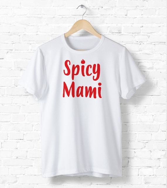 Inspired By Cardi B Hot Tamale  Baby Bodysuit Spicy Mami Hot Tamale