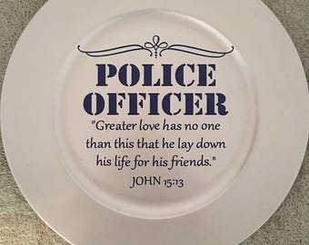 Police Officer Bible Verse